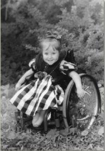 Rachel 5 years old