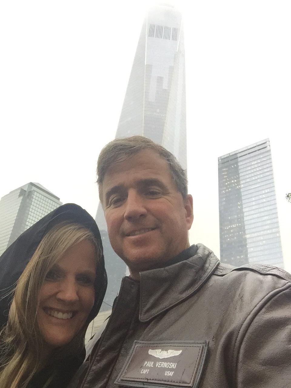 9/11 Memorial, NY, NY
