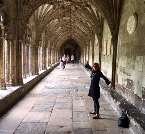 Canterbury, England, Europe